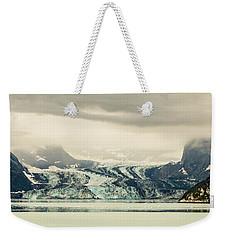 Dirty Glacier Weekender Tote Bag