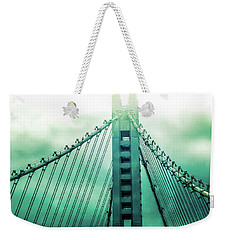Disappearing Weekender Tote Bag