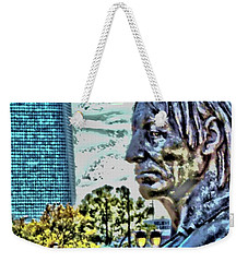Disappointment Forever Etched Weekender Tote Bag