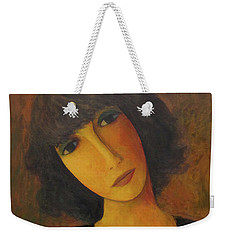 Disbelieving Weekender Tote Bag