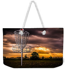 Disc Golf Anyone? Weekender Tote Bag