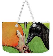 Disc Golf Nightmare Weekender Tote Bag