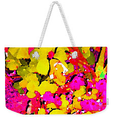 Discovering Joy Weekender Tote Bag by Winsome Gunning