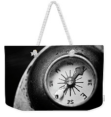 Discovering My Compass Weekender Tote Bag