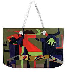 Disfeastitia Weekender Tote Bag