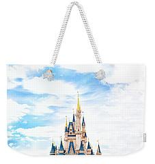 Disneyland Weekender Tote Bag by Happy Home Artistry