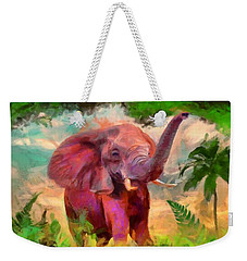 Disney's Jungle Cruise Weekender Tote Bag