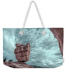 Disparate Colors  Weekender Tote Bag by Bijan Pirnia