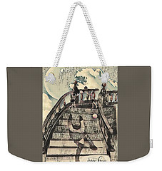 Dissociated Mother Weekender Tote Bag
