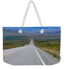 Distance Weekender Tote Bag