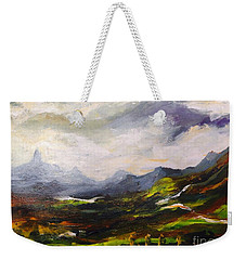 Distant Fields Weekender Tote Bag