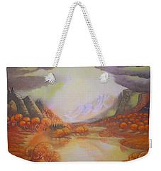Distant Light Weekender Tote Bag