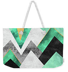 Distant Planet Weekender Tote Bag by Elisabeth Fredriksson