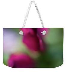 Distant Roses Weekender Tote Bag