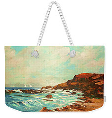 Distant Sails  Weekender Tote Bag