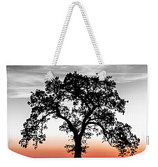 Weekender Tote Bag featuring the photograph Distinctly by Betty LaRue