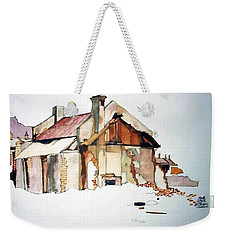 District 6 No 2 Weekender Tote Bag