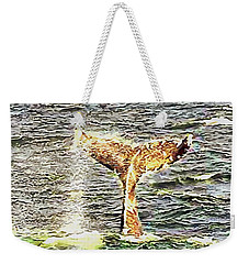 Dive Time Weekender Tote Bag