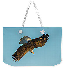 Diver Down Top Side Weekender Tote Bag by Jeff at JSJ Photography