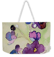 Diversity Weekender Tote Bag by Beverley Harper Tinsley