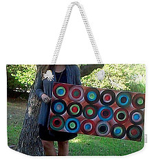 Diversity Circles Weekender Tote Bag