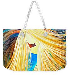 Divine Angel Weekender Tote Bag