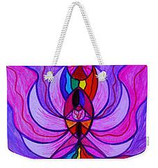 Divine Feminine Activation Weekender Tote Bag
