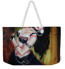 Divine Fusion Weekender Tote Bag