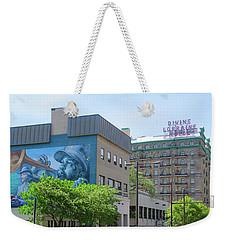 Divine Lorraine - Salvation Weekender Tote Bag by Bill Cannon