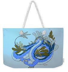 Divine Lung- Water Weekender Tote Bag