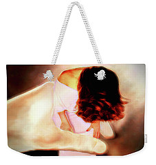 Divine Protection Weekender Tote Bag