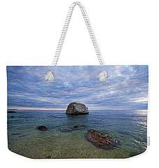 Diving Rock Weekender Tote Bag
