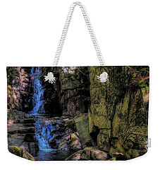Dixville Notch Flume Brook Weekender Tote Bag