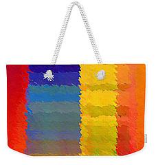 D N A Weekender Tote Bag