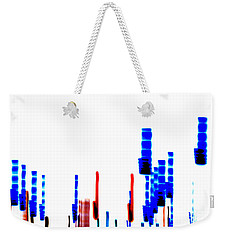Dna Slide Weekender Tote Bag