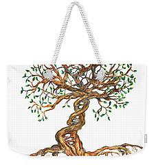 Dna Tree Of Life Weekender Tote Bag