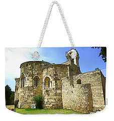 Do-00344 Church Of St John Marcus In Byblos Weekender Tote Bag