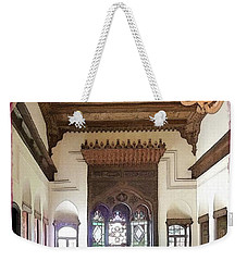 Do-00448 Reception Room At Beiteddine Weekender Tote Bag