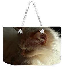 Do Not Disturb Weekender Tote Bag