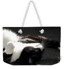 Do Not Disturbe  Weekender Tote Bag