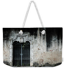Weekender Tote Bag featuring the photograph Do Not Enter by Marco Oliveira