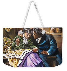 American History    Will You Marry  Me? Weekender Tote Bag
