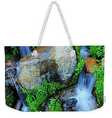 Do You Share A Love For Streams? Weekender Tote Bag by Sean Sarsfield