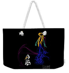 Do You Want To Build A Snowman Weekender Tote Bag