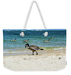 Do Your Own Thing Weekender Tote Bag