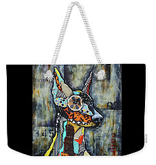 Doberman Pinscher Weekender Tote Bag