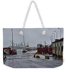 Dock 22 Weekender Tote Bag