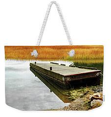 Dock And Marsh Weekender Tote Bag