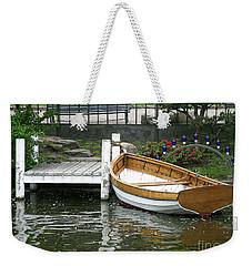 Docked Weekender Tote Bag