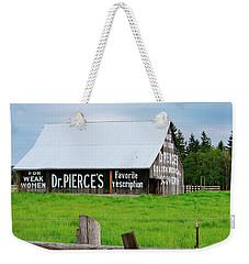 Doctor Pierce Favorite Weekender Tote Bag by Ansel Price
